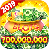 New Wave Slots 2019-Slot Machine e casinò gratis icon