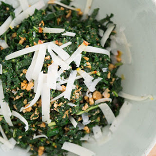 Kale and Marcona Almond Salad