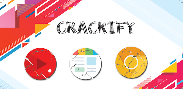 Crackify Pixel - Icon Pack