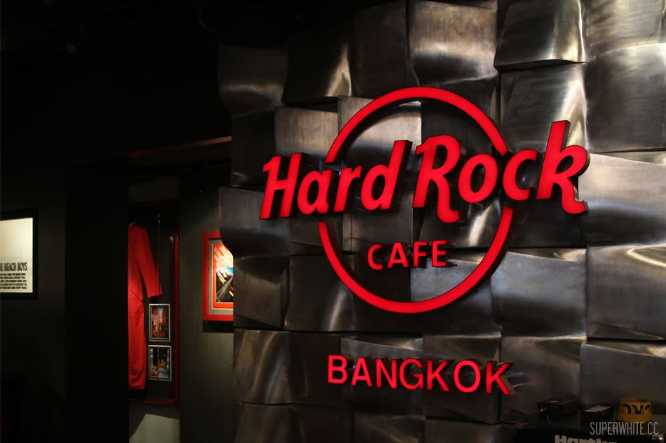 Bangkok Hard Rock Cafe