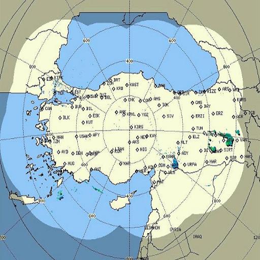 Rain Radar Turkey