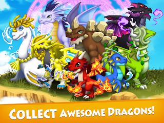 Dragon x Dragon City Sim Apk Mod