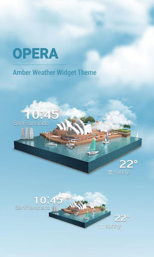 3D Real-time Weather in Sydney