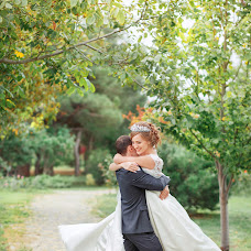 Wedding photographer Olga Ryazanceva (OLGA2606). Photo of 23.10.2016