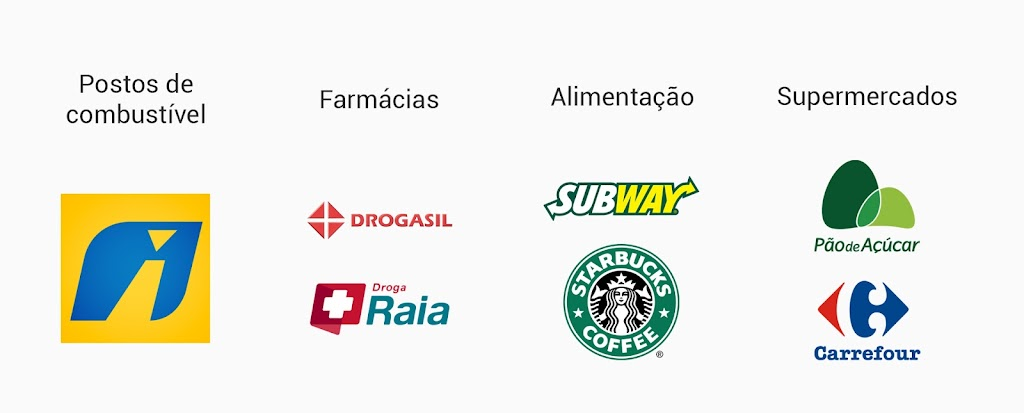 Subway, McDonald's e Starbucks aceitam ATAR band!