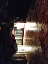 Photo: You wouldn't want to be drinking near these stairs, or anything...