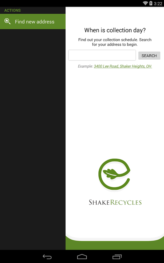 ShakeRecycles- screenshot