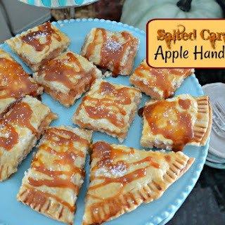 Take-out Tuesday, Salted Caramel Apple Hand Pies.