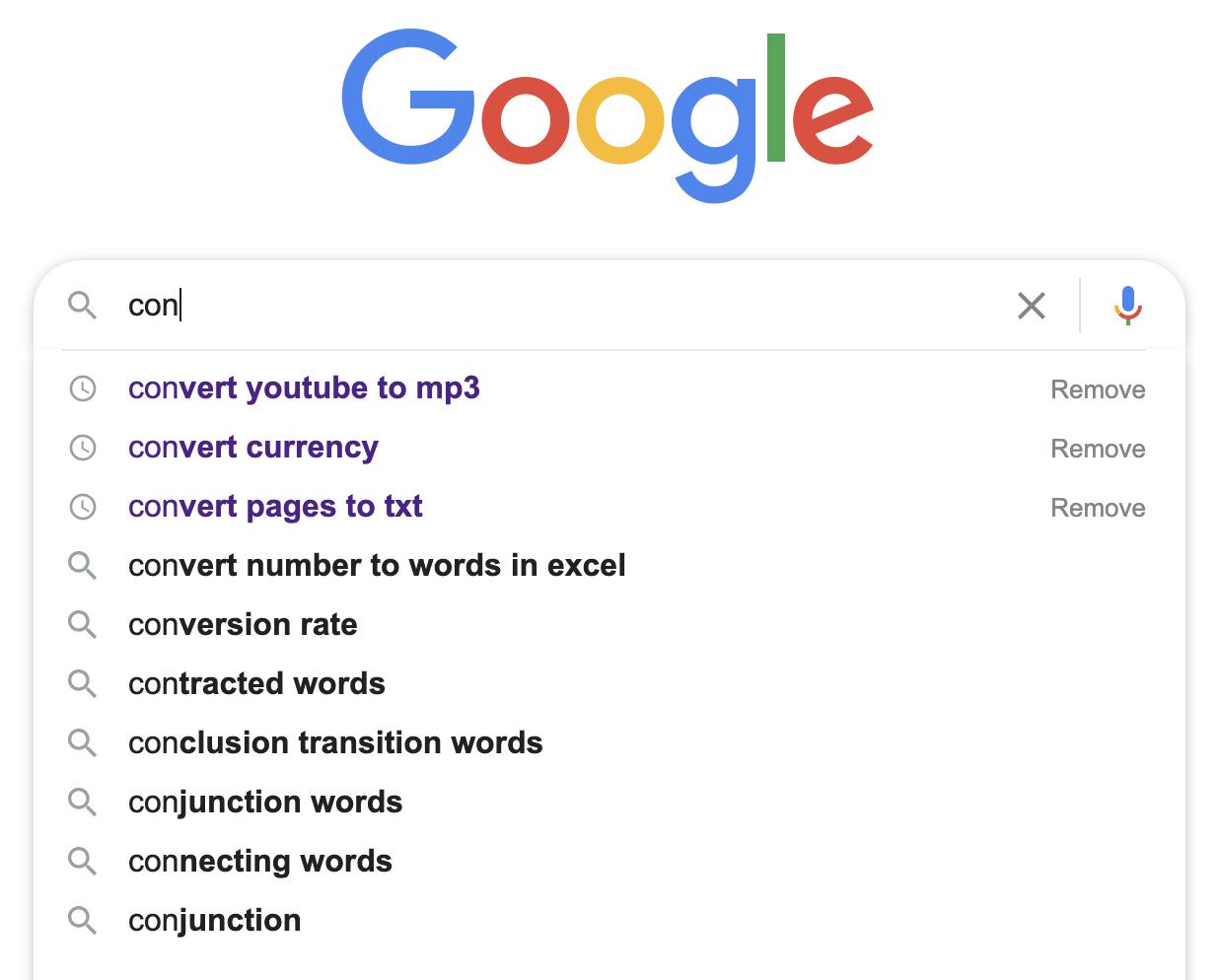 iamautocomplete: Influence Google Autocomplete