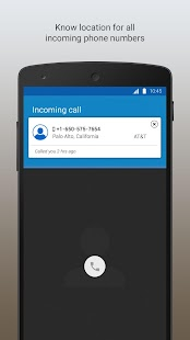 Phone 2 Location - Caller ID Mobile Number Tracker- screenshot thumbnail