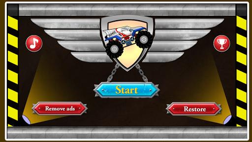 速度卡车:山赛车