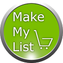 Make My List: To Do/Grocery icon