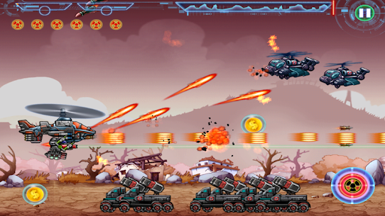 Apache shooter: Infinite Shooting 2