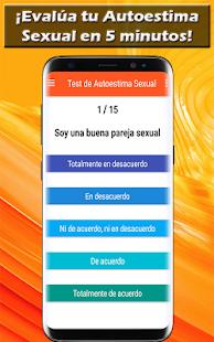 Test de Autoestima Sexual - náhled