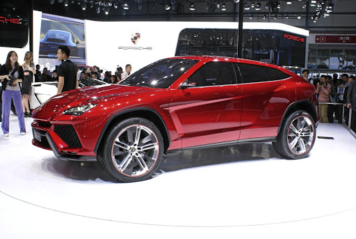 The company is focused on bringing its new Urus SUV to the market at the end of 2017.   Picture: LAMBORGHINI