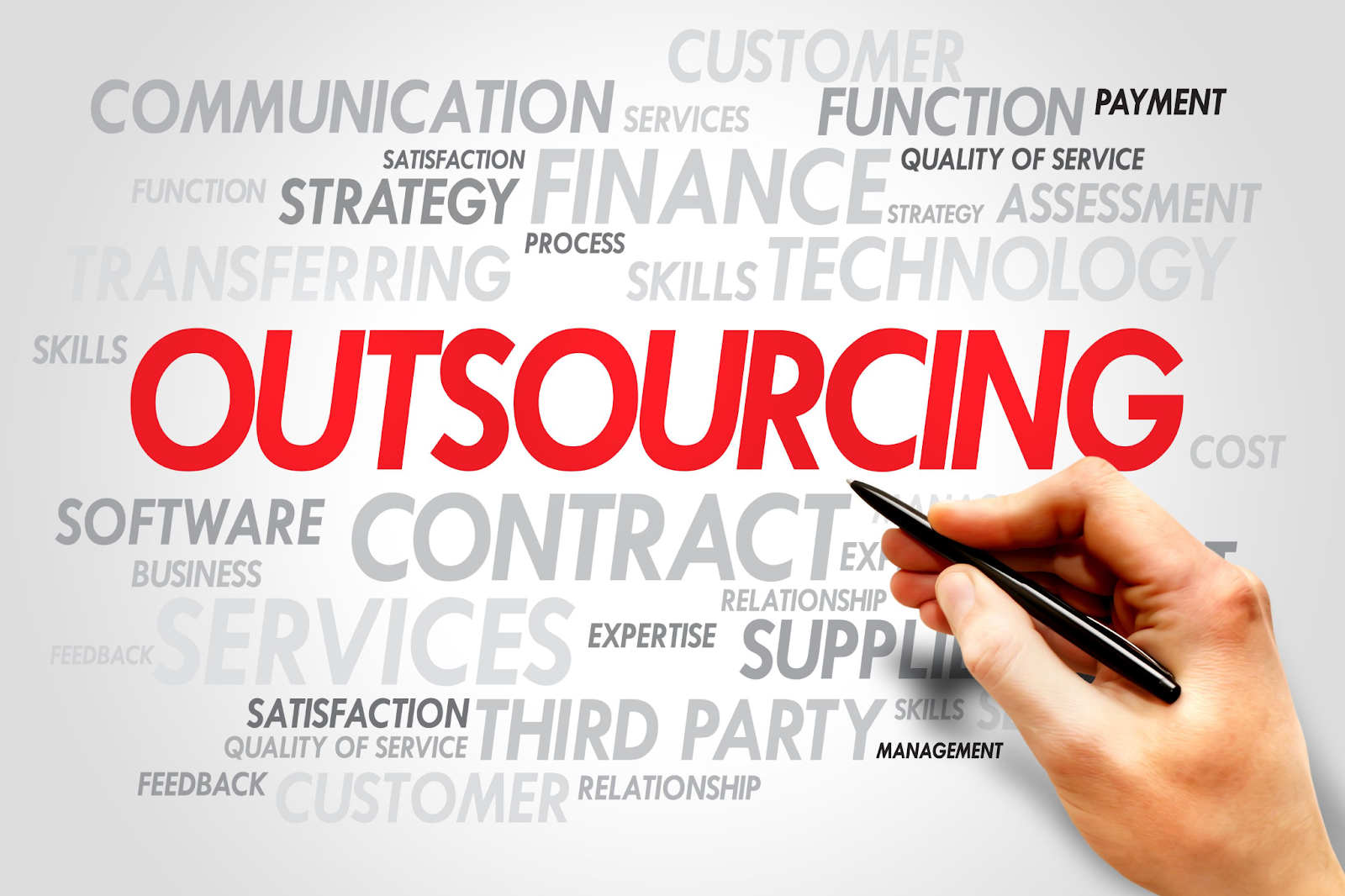 9 ways outsourcing can improve your business performance.