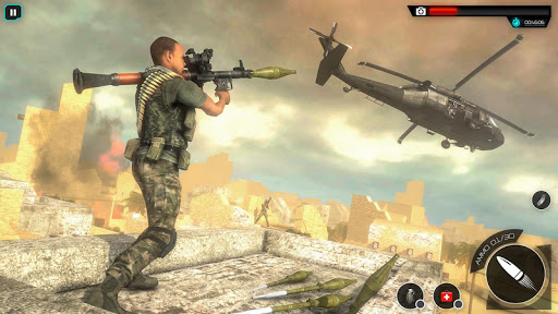 Cover Free Fire Agent:Sniper 3D Gun Shooting Games modavailable screenshots 21