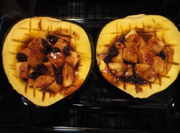 Harvest Squash Recipe