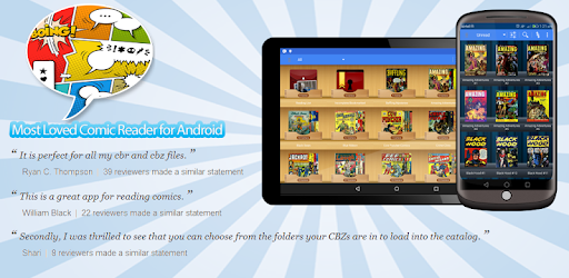 ComiCat (Comic Reader/Viewer) - Apps on Google Play