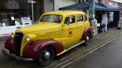 Photo: Chevrolet Taxi; Lucky Star Cab Company