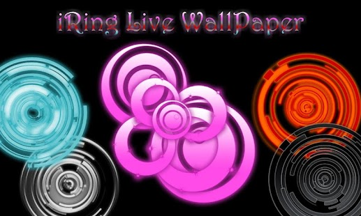 Download iRing Live WallPaper APK for Android