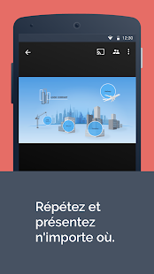 Prezi Viewer Capture d'écran