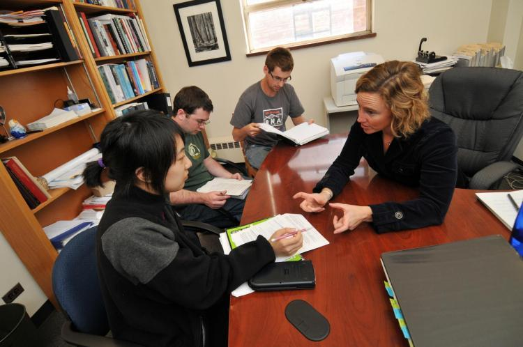 Why you should go to your professor's office hours | CU Boulder Today |  University of Colorado Boulder
