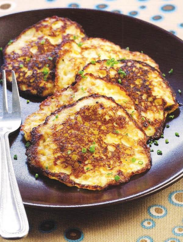 Great Grandma's Corn Fritters Recipe
