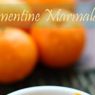 Clementine & Vanilla Marmalade.