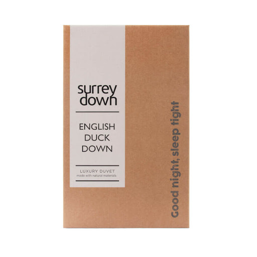 Surrey Down English Duck Down Duvet