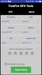 GFX Tool Pro - Free Fire Booster 0 2 + (AdFree) APK for Android
