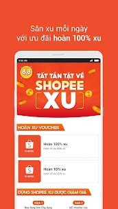 Shopee 8.8 Hoàn Xu 3