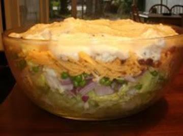 24 Hour Salad Recipe