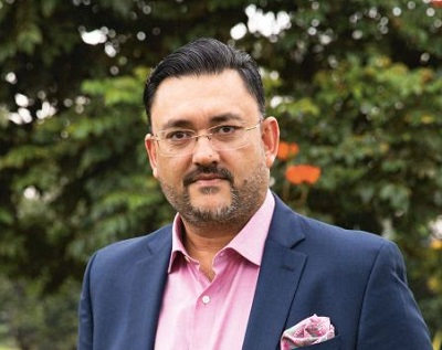 Hardeep Sound, Regional Sales Director: East Africa at SAP.