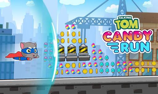 Download Talking Tom Candy Run MOD APK 7
