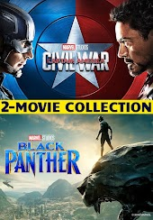 Black Panther/Captain America: Civil War 2-Movie Collection