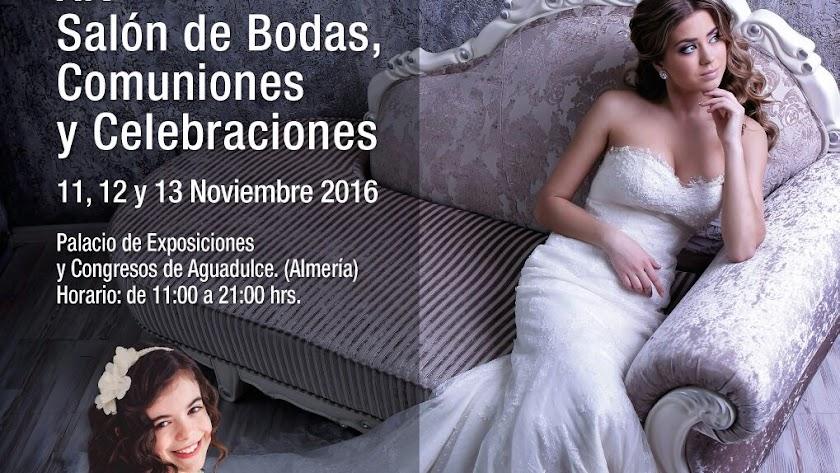 Mi boda en Almería te espera en  Expoboda