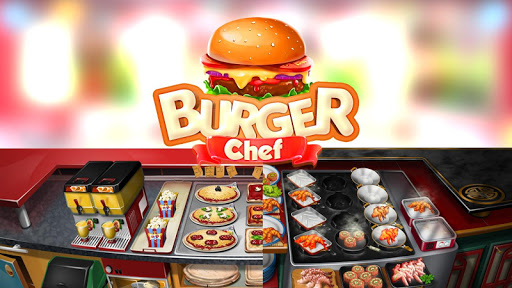 Burger Chef - Best Cooking Game