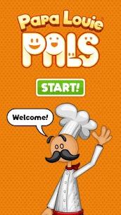 Descargar Papa Louie Pals para PC ✔️ (Windows 10/8/7 o Mac) 1
