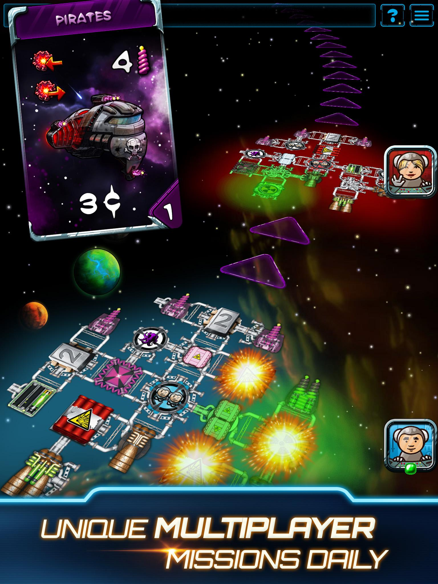 Galaxy Trucker screenshot #9