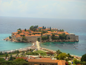 Photo: Wyspa - Hotel - Sveti Stefan - Czarnogóra