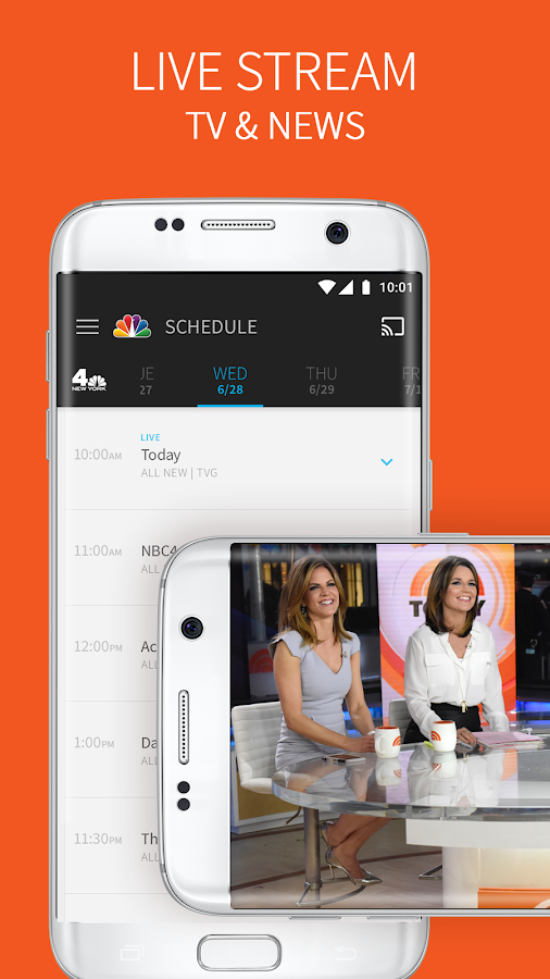 The NBC App - Watch Live TV and Full Episodes - Android ...