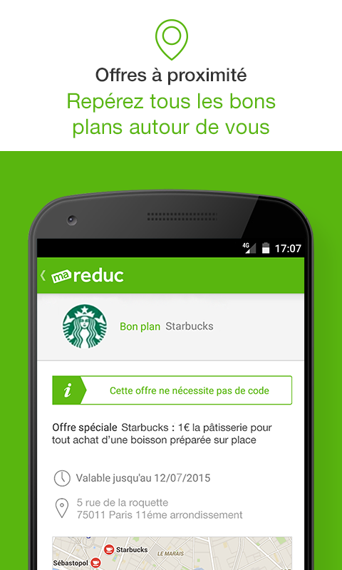 Ma reduc applications android sur google play - Code reduc cdiscount frais de port gratuit ...