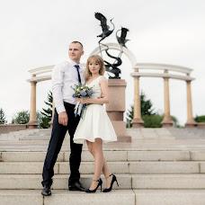 Wedding photographer Darya Zvyaginceva (NuDa). Photo of 10.09.2016