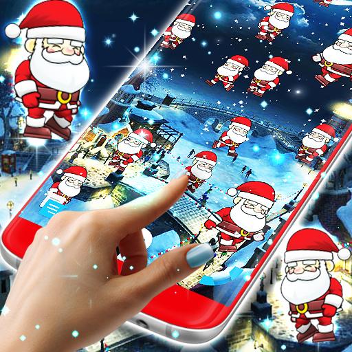 New wallpaper 2018 Santa (app)