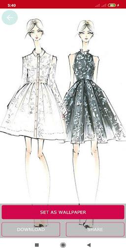 How to Draw Dresses Apk 2