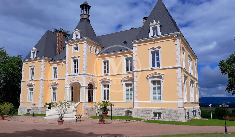 Château Etang-sur-Arroux