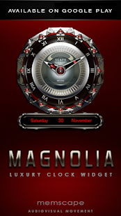 MAGNOLIA Icon Pack 3D Screenshot