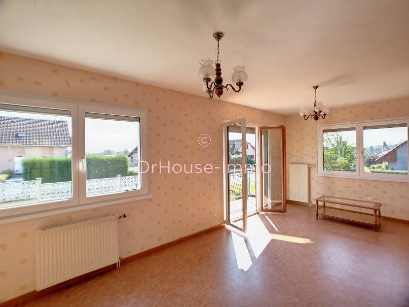 Vente maison 4 pièces 103 m² à Lachapelle-sous-Rougemont (90360), 240 000 €