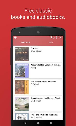 Free Books and Audiobooks  screenshots 3